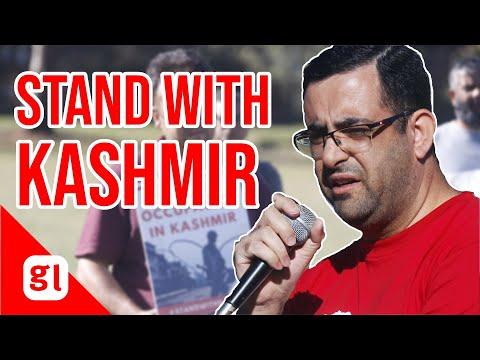 Kashmir: 'Please just listen to us'