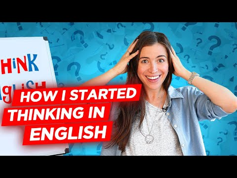 Download How to think in English and stop translating in your head Mp4 HD Video and MP3