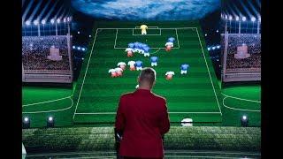 Marcin Kosow - Piłkarski ekspert - The Brain. Genialny Umysł