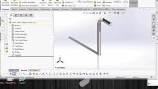 SOLIDWORKS - Design Table