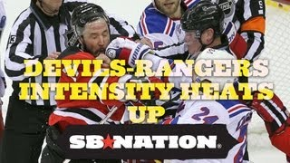 NHL Playoffs: Rangers and Devils Set for Game 5 of Heated Eastern Conference Finals Series thumbnail