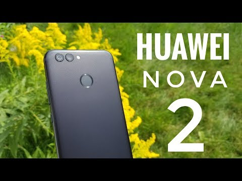 Huawei Nova 2 Smartphone REVIEW – 20MP Selfie Camera
