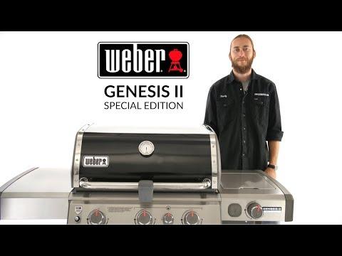 2019 Weber Genesis II Gas Grill Overview