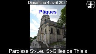 2021-04-04 – Pâques