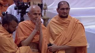 Guruhari Darshan 18 Oct 2017 London UK