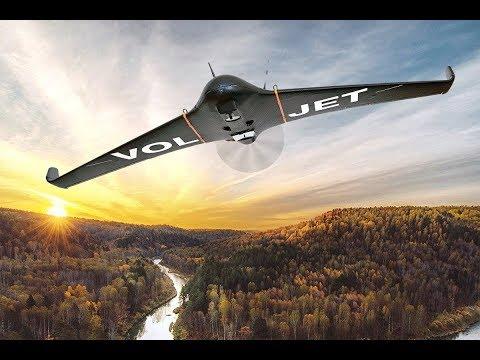 Самолет VolJet X5 PRO