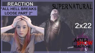 Supernatural S02E22 - All Hell Breaks Loose Part 2 Reaction (Finale)