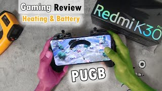 Redmi k30 pro 865G PUBG Gaming, Heating, Battery Drain Test, Graphic Settings Poco F2   Hindi-Urdu