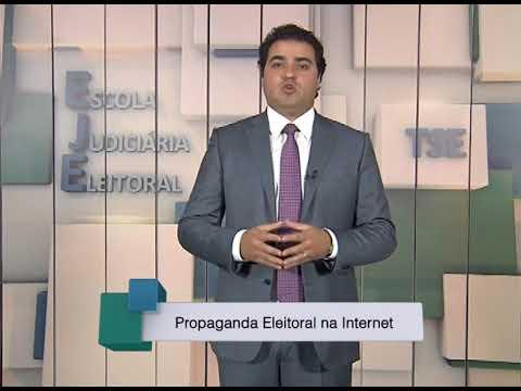 Bieje nº 37: Propaganda eleitoral na Internet