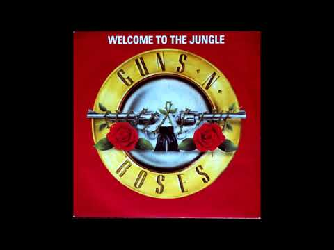Guns N  Roses  Welcome To The Jungle  Instrumental