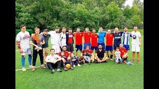 FN GLOBAL: играем в футбол в преддверии Чемпионата мира по футболу FIFA 2018