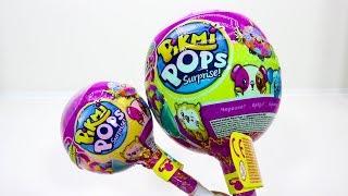 #Pikmi Pops Surprise СЮРПРИЗЫ ПИКМИ ПОПС С ЗАПАХАМИ. Распаковываем сюрпрризы ПИКМИ ПОПС. ИДК
