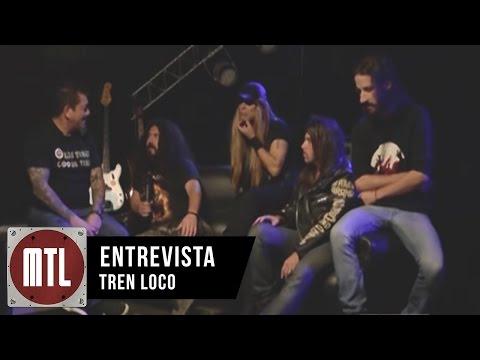 Tren Loco video Entrevista MTL - Temporada 04 - 2015