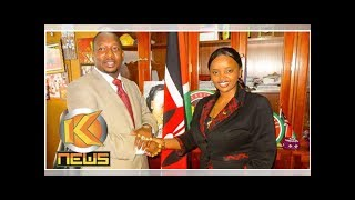 Are they dating? Reverend Lucy Natasha comes clean on nature of relationship with Sonko