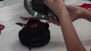 Dr. Dre Beats (Red) Unboxing