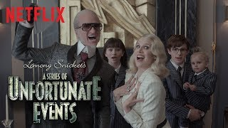 A Series of Unfortunate Events Season 2 | Behind the Scenes: IN and OUT | Netflix