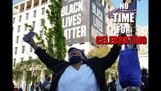 Tariq Nasheed: No Time For Celebrating