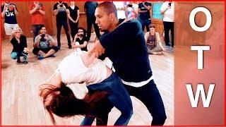 Khalid   OTW Ft. 6LACK, Ty Dolla $ign | Music Video | Zouk Dance By Kadu Pires & Larissa Thayane