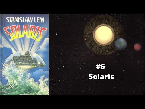 Diário de Anarres, #6, Solaris (Stanislaw Lem)