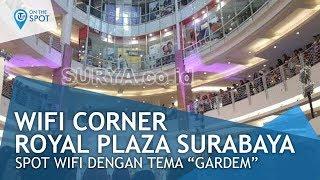 Wiki On The Spot - Wifi Corner Royal Plaza Surabaya