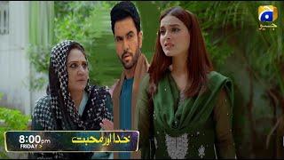 Khuda Aur Mohabbat - Season 3 Ep 28   Showbiz Glam Review Har pal Geo Dramas