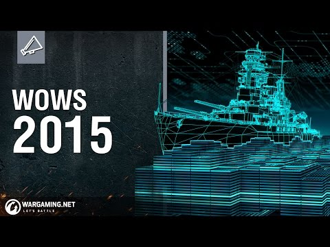 World of Warships 2015 (WG Video) - The Fleet Review