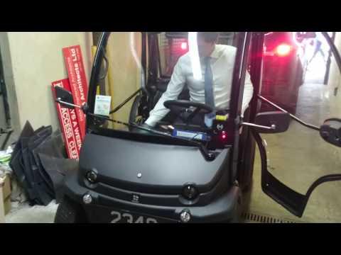 Biro mobility vehicle