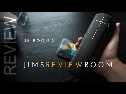 , title : 'UE BOOM 2 Bluetooth Speaker - REVIEW'