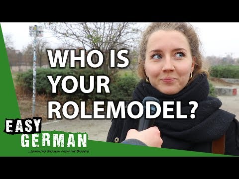 Who Is Your Role Model? | Easy German 273 Mp3