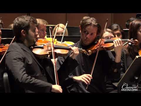 ASU Symphony Orchestra performs Hector Berlioz's Symphony Fantastique. 3/28/2018
