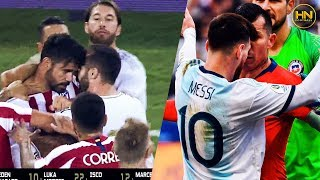 Video Crazy Football Fights & Angry Moments 2019 #9 MP3, 3GP, MP4, WEBM, AVI, FLV September 2019