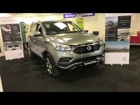 Our #New #Rexton Launch & #Sale Event is now on...