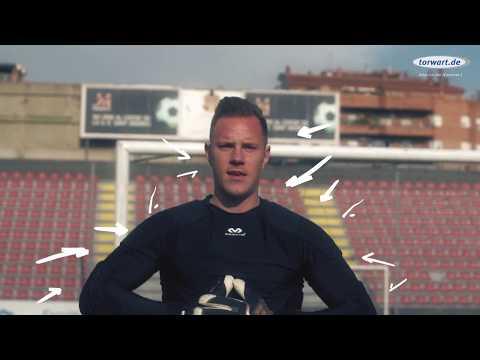 McDavid Protektion für Fußballtorhüter - Video mit Marc ter Stegen