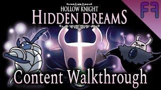 Hollow Knight   Hidden Dreams DLC - Full Content Walkthrough