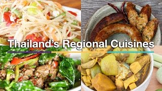 Thailand's Regional Cuisines –  iTravel Channel – 2016