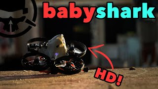 The Babyshark - Micro HD FPV... in the Palm of Your Hand!?
