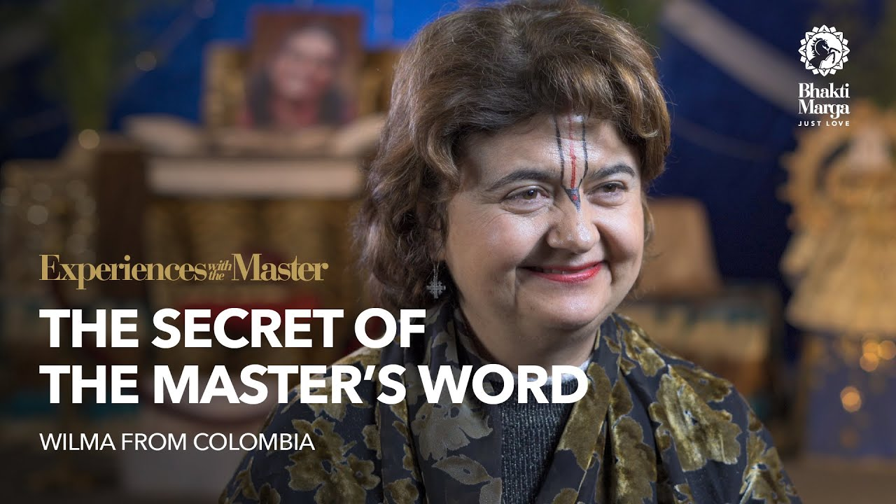 The Secret of the Master's Word | Experiences with the Master