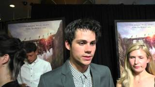 The Maze Runner: The Scorch Trials NYC Premiere :Whedonopolis Videos