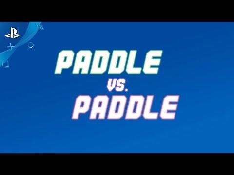 Paddle Vs. Paddle - Gameplay Trailer | PS4 thumbnail