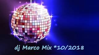 Italo Dance Mix *10/2018 (Mixed by dj Marco)