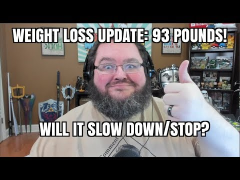 Weight Update: 6 weeks Post Surgery! 93 pounds!