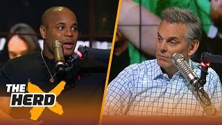 Daniel Cormier discusses potential Mayweather vs. McGregor MMA bout | THE HERD