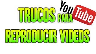 Reproducir videos de Youtube con la Pantalla Apagada - Listen on Repeat
