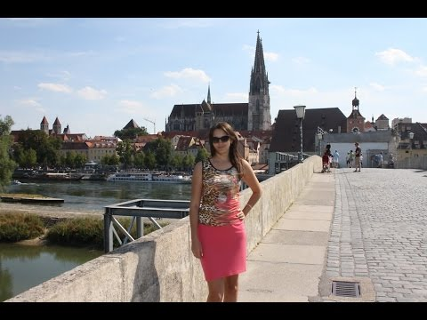 Германия, Регенсбург, аренда дома, программа Au Pair
