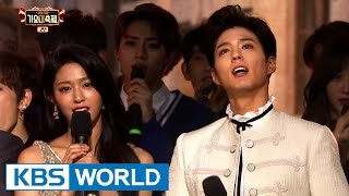 Jeon Inkwon with Jonghyun (SHINee) - Don't Worry, My Dear [2016 KBS Song Festival / 2017.01.01]