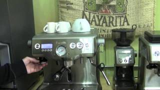 Breville Dual Boiler Vs. Rancilio Silvia | CR Comparison