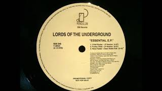 Lords Of The Underground   Neva Faded