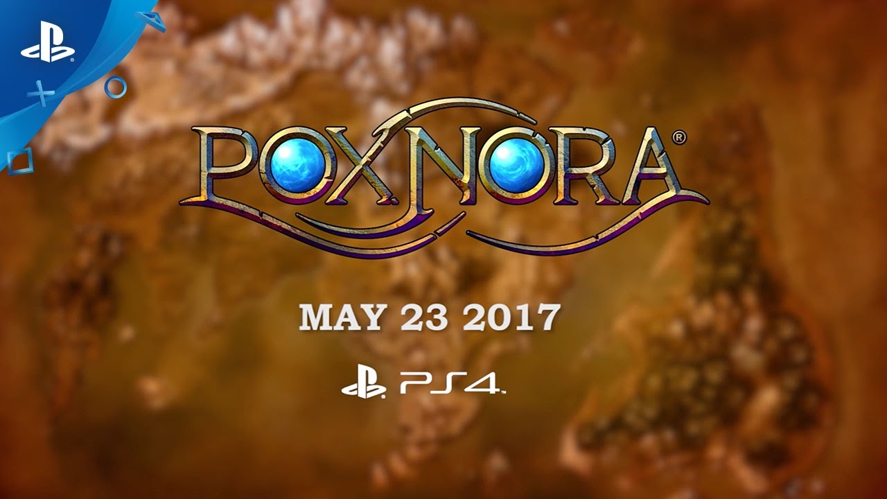 Build a Deck of Runes and Wage War in Pox Nora, Coming to PS4 May 23