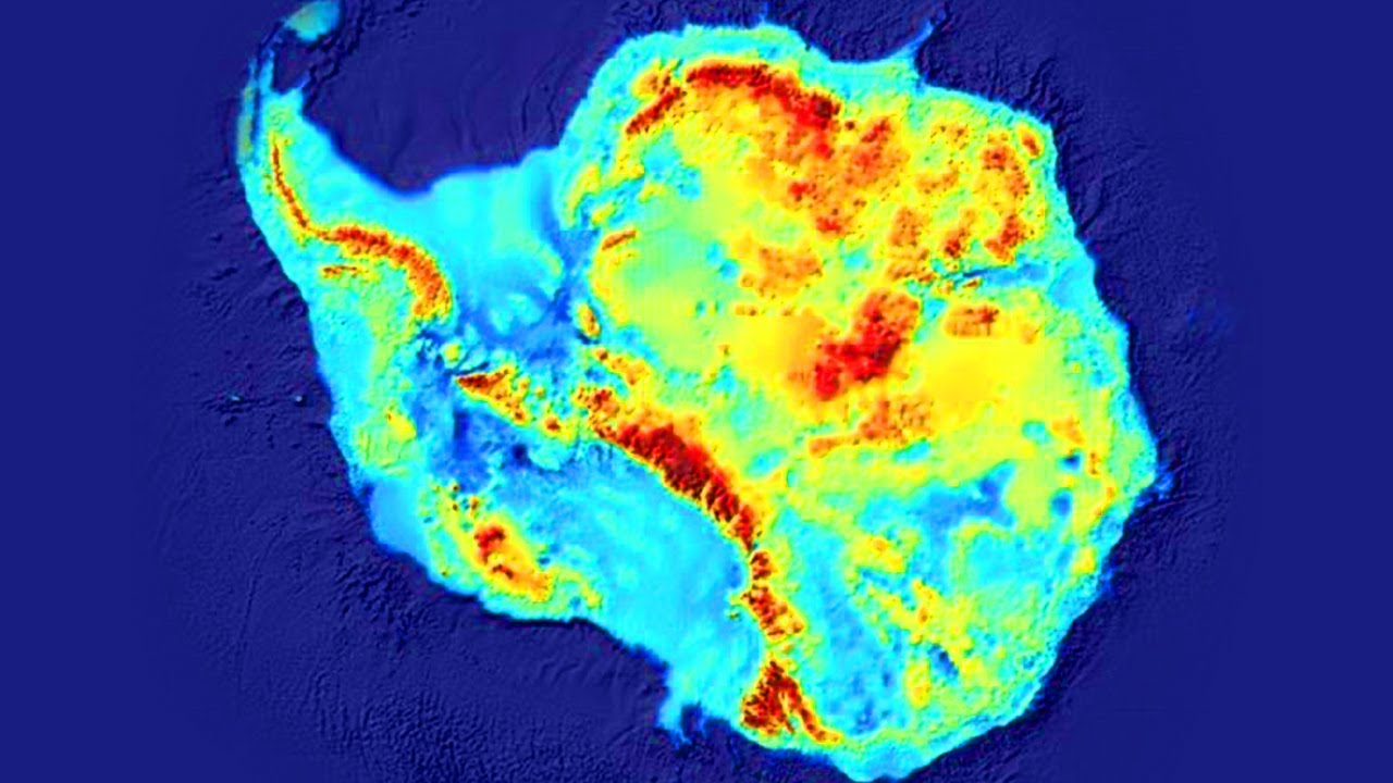 When Scientists Scanned Below the Antarctic Ice, They Found a Secret That Could Change Our Future