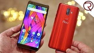 NUU G3 Smartphone Review - A Budget Friendly Phone that works in the US